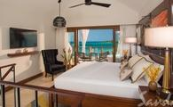 Up to $605 Instant Credit in Jamaica: Honeymoon Beachfront 2-Story Butler Villa Suite