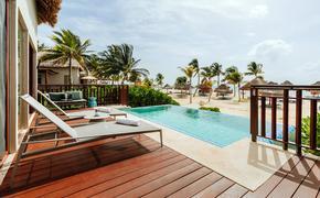 Beach Front Casita Suite: Fairmont Mayakoba