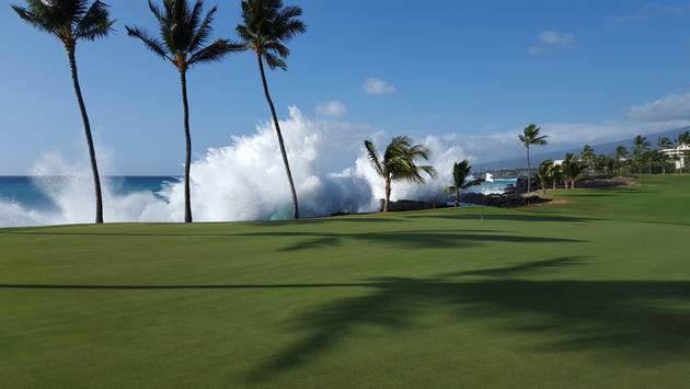Kona Country Club, Big Island, Hawaii