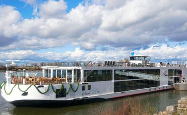 Viking River Cruises, Viking Hild, Longship, cruise