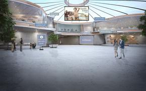 2021 Family Travel Expo lobby
