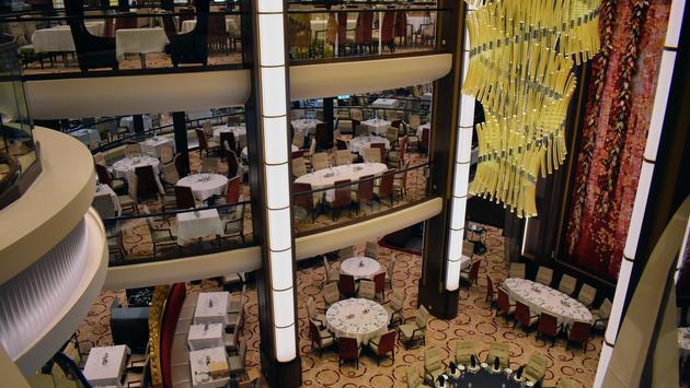 Symphony of the Seas Main Dining Room