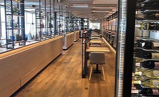Aune Restaurant, Roald Amundsen