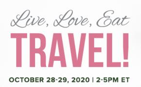 Live, Love, Eat, Travel! Expo