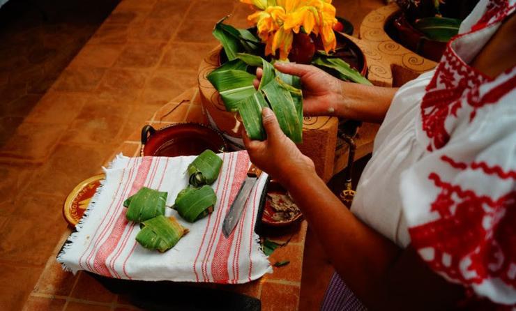 Festival de la Gastronomía Michoacana. (Foto de la Secretaría de Turismo de Michoacán)