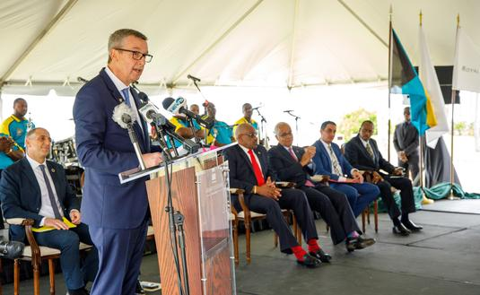 Development project at Freeport announced