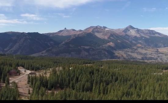 Paisaje montañoso en Estados Unidos. (Foto de GoUSA TV)