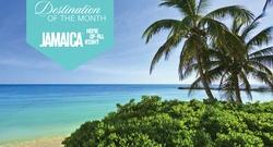 TI's Destination of the Month is Jamaica: Featuring Savings of Up to $3,320 Per Couple!