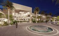 Serenade Punta Cana Beach & Spa resort exterior rendering
