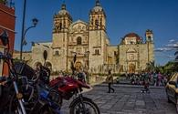 Santo Domingo Church, Oaxaca, Mexico