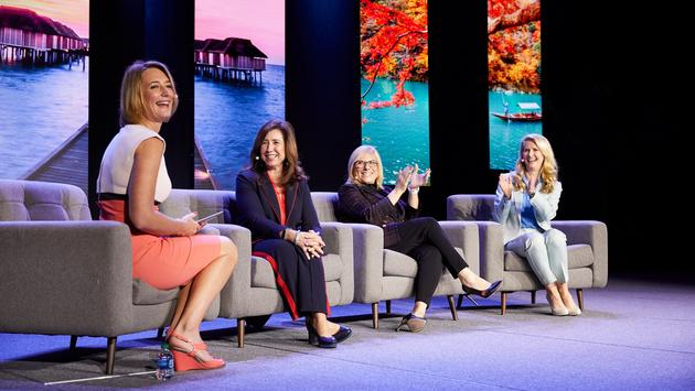 Seatrade Cruise Global Female Panel