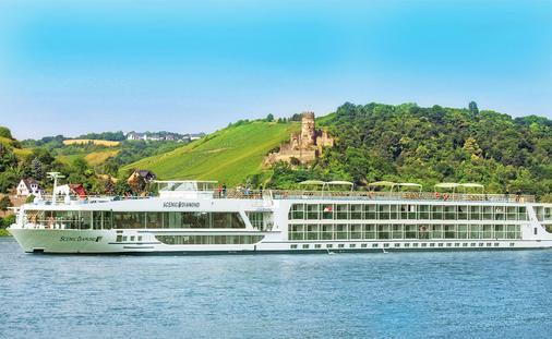 Scenic Launches 2019 European River Cruise Collection  with Aggressive Early Booking Offers