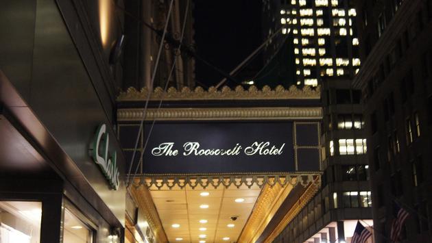The Roosevelt Hotel