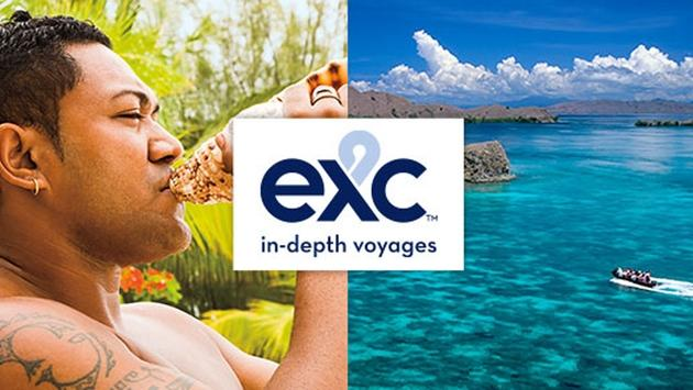 More Than a Cruise. A Cultural Journey.