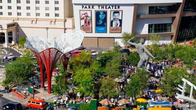 Le Park MGM - Picnic in the Park Vegas Uncork'd