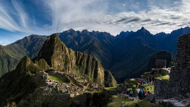 Machu Picchu is one of the destinations available for agents to visit as part of G Adventures 2018 Canadian Travel Agent FAMs