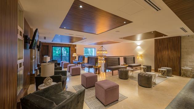 The Naay Tulum lobby
