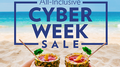 Hyatt Zilara & Ziva Cyber Week Sale! Save up to 65%