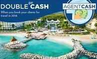 Agent Incentive – Double the Cash at Playa Hotels & Resorts