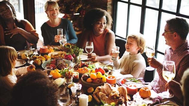 People Talking Celebrating Holiday(Photo via Rawpixel / iStock / Getty Images Plus)