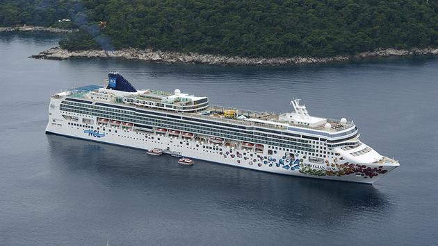 Mechanical Issue Causes Norwegian Gem Itinerary