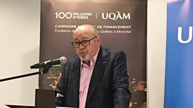 Jean-Marc Eustache, président-directeur général et cofondateur de Transat