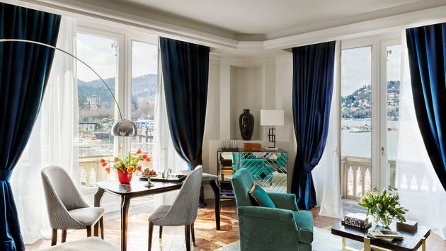 The Vista Palazzo Lago di Como, Lake Como, Italy