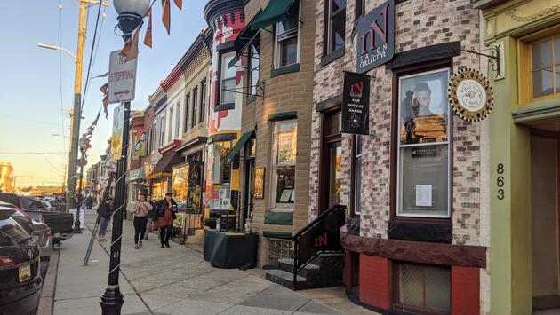 Hampden, Baltimore, Neighborhood