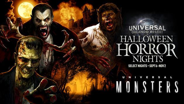 Universal, Studios, Halloween