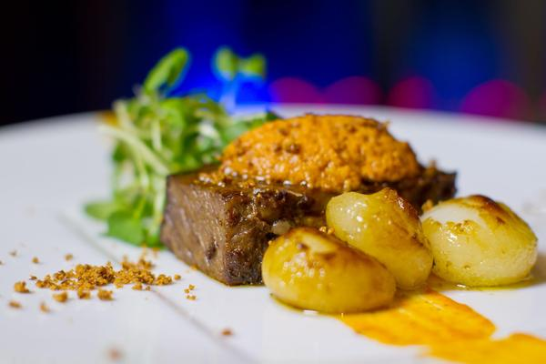 A Feast for Foodies Aboard Royal Caribbean's Oasis of the Seas
