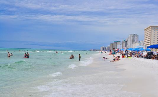 beach, Destin, Florida