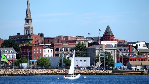 New London, Connecticut.