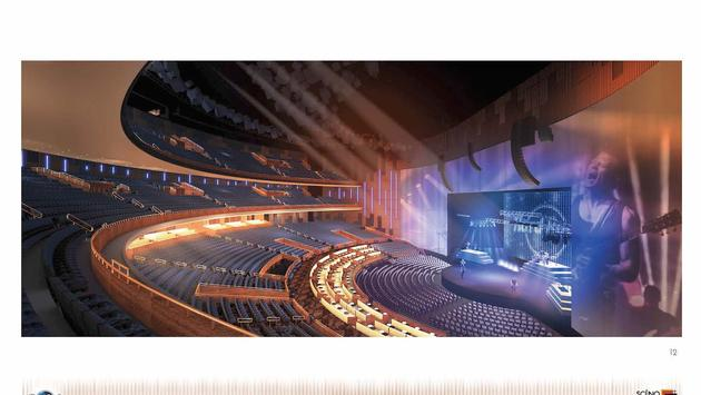Hard Rock Live state-of-the-art entertainment venue