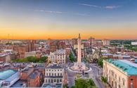 Baltimore, Mount Vernon, Maryland