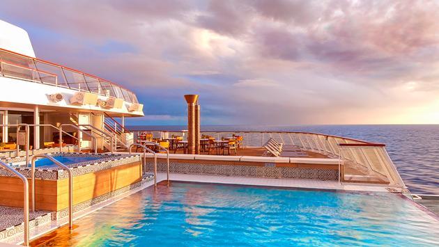 Viking Cruises Infinity Pool