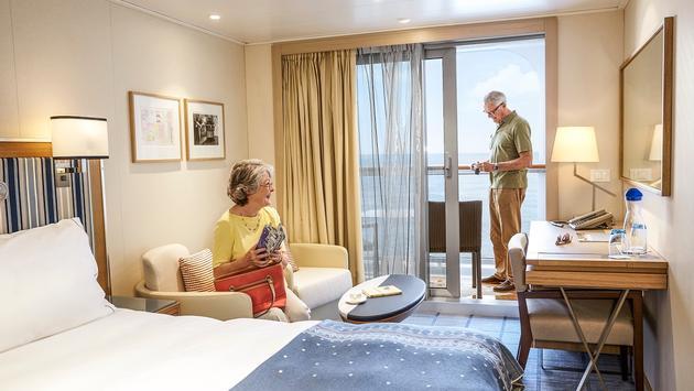 Viking Cruises Veranda Room