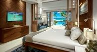 Beachfront Swim-up Super Luxe One-Bedroom Butler Suite w/ Patio Tranquility Soaking Tub