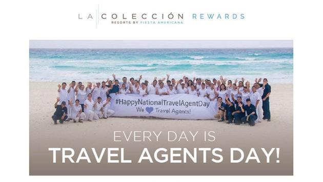 EVERY DAY IS TRAVEL AGENTS DAY!