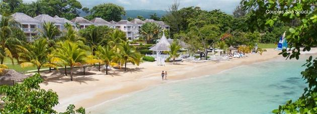 Save up to 26% at Couples Resorts in Jamaica