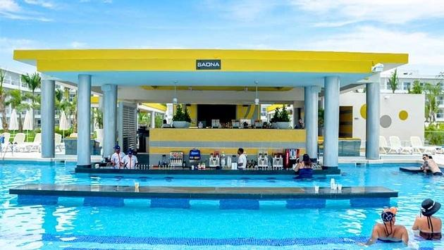 Punta Cana's Riu Republica now has eight pools to choose from, including three with swim-up bars.