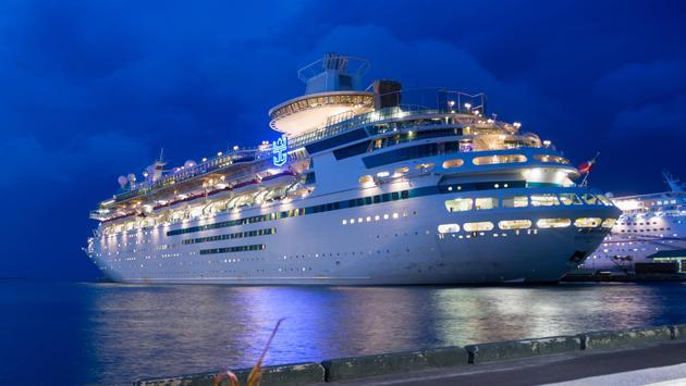 Royal Caribbean's Majesty of the Seas