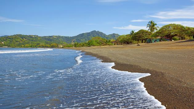 A Beach In Guanacaste Costa Rica