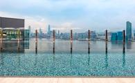 Swimming pool hotel Vic - Hong Kong