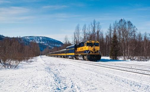 There's still time to plan a winter getaway with the Alaska Railroad