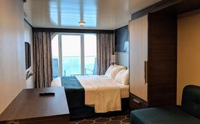 Symphony of the Seas' Balcony Stateroom