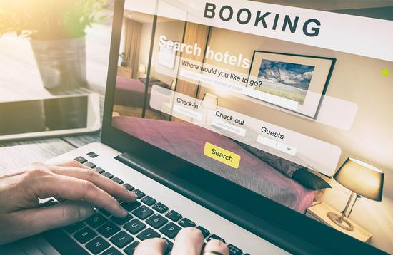 Travel technology, booking