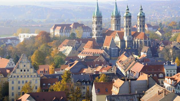Germany's Naumburg Cathedral