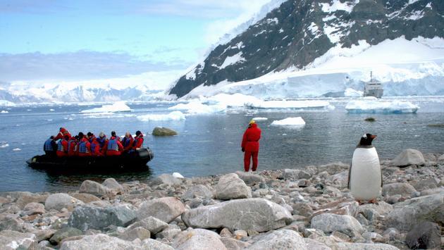 Antarctica Explorer Tour