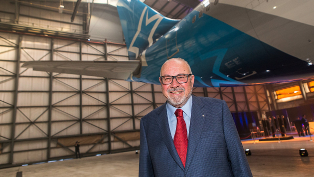 Jean-Marc Eustache, founder of Air Transat