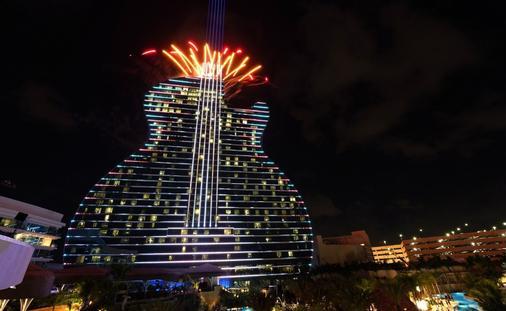 Hard Rock, Hotel, Casino